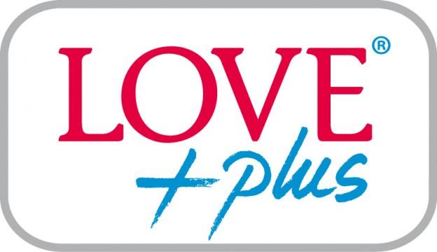 logo love plus