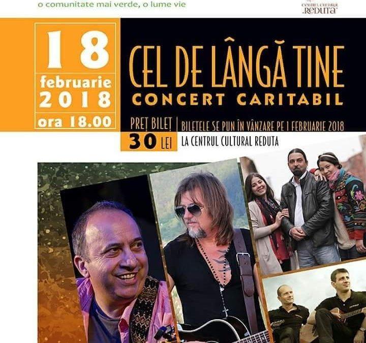 CEL de lângă TINE – Concert caritabil –