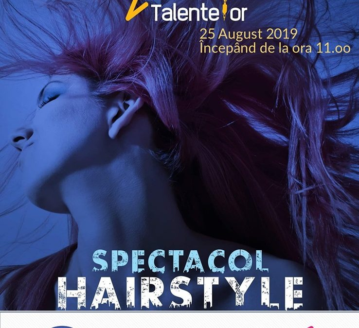 SPECTACOL HAIRSTYLE